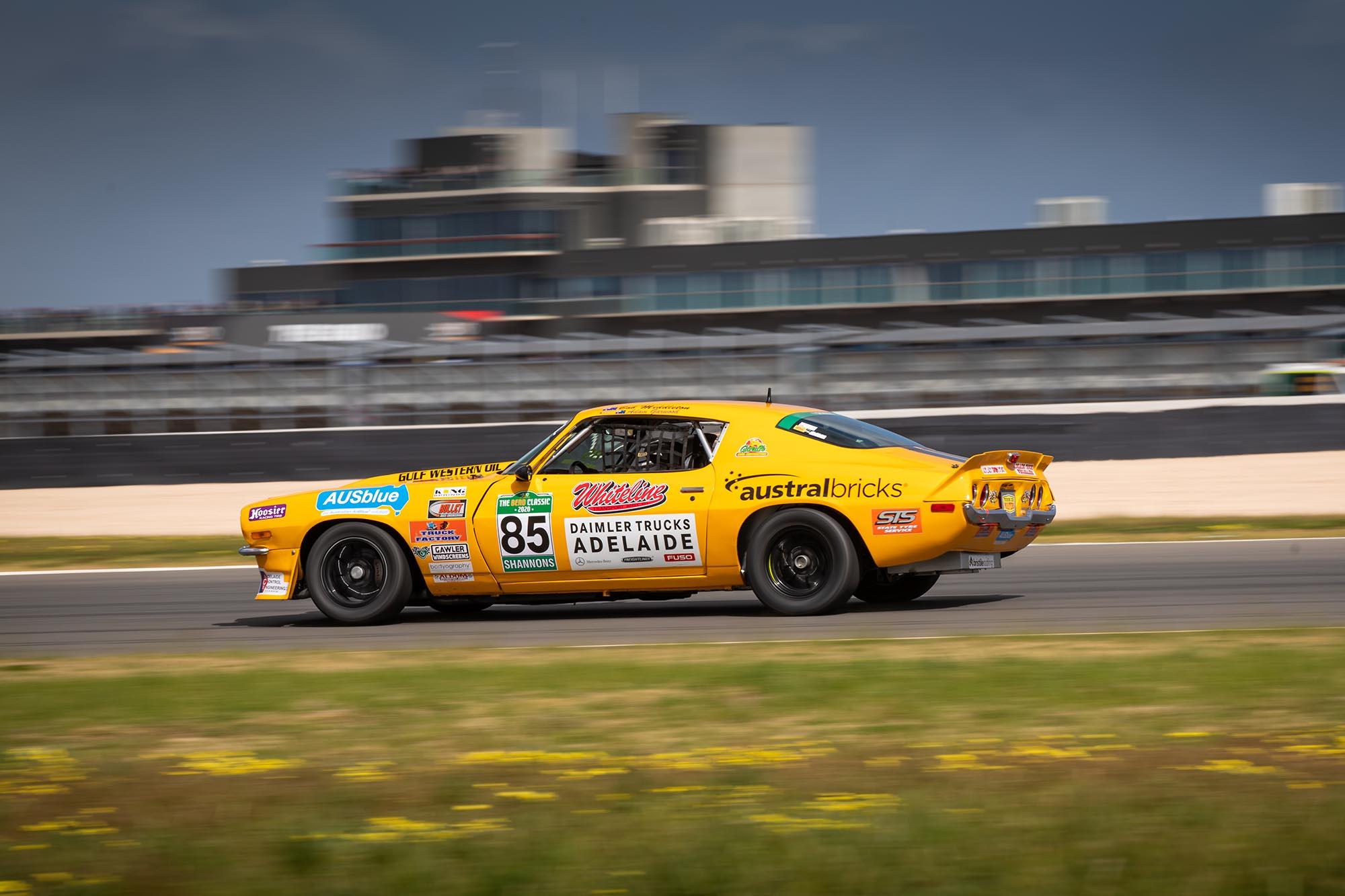 TCM to make The Bend Motorsport Park debut