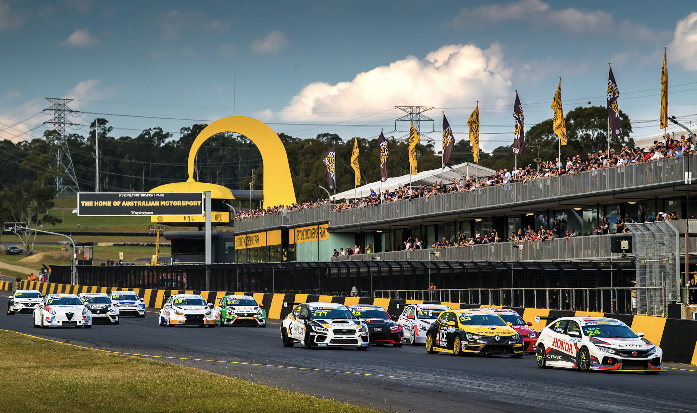 Tickets on sale for bumper Shannons Sydney Motorsport Park event
